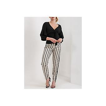 Nu Denmark Striped Trousers