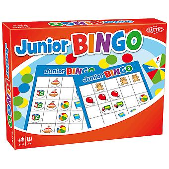 Tactic Games UK Junior Bingo Board Game
