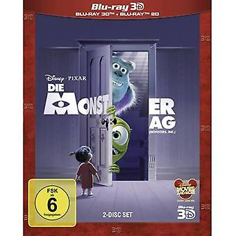 Blu-ray Monster AG (+ 2D Blu-ray) FSC: 6