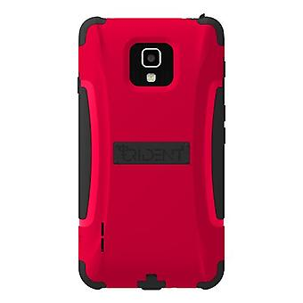 Trident - Aegis Case for LG US780, Optimus F7, AS780 Cell Phones - Red