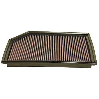 K&N 33-2280 High Performance Replacement Air Filter