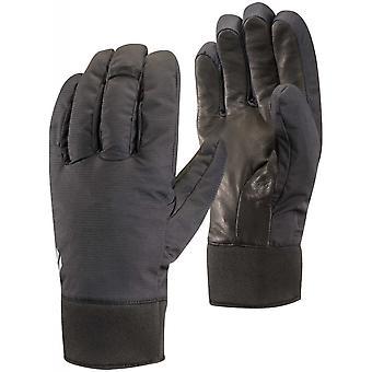 Black Diamond mi-lourd gant imperméable - noir