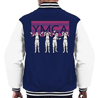 Original Stormtrooper YMCA Men's Varsity Jacket