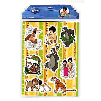 Jungle Book Magnet Set