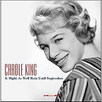 Carole King - il pourrait bien pluie jusqu'à septembre [Vinyl] USA à l'importation