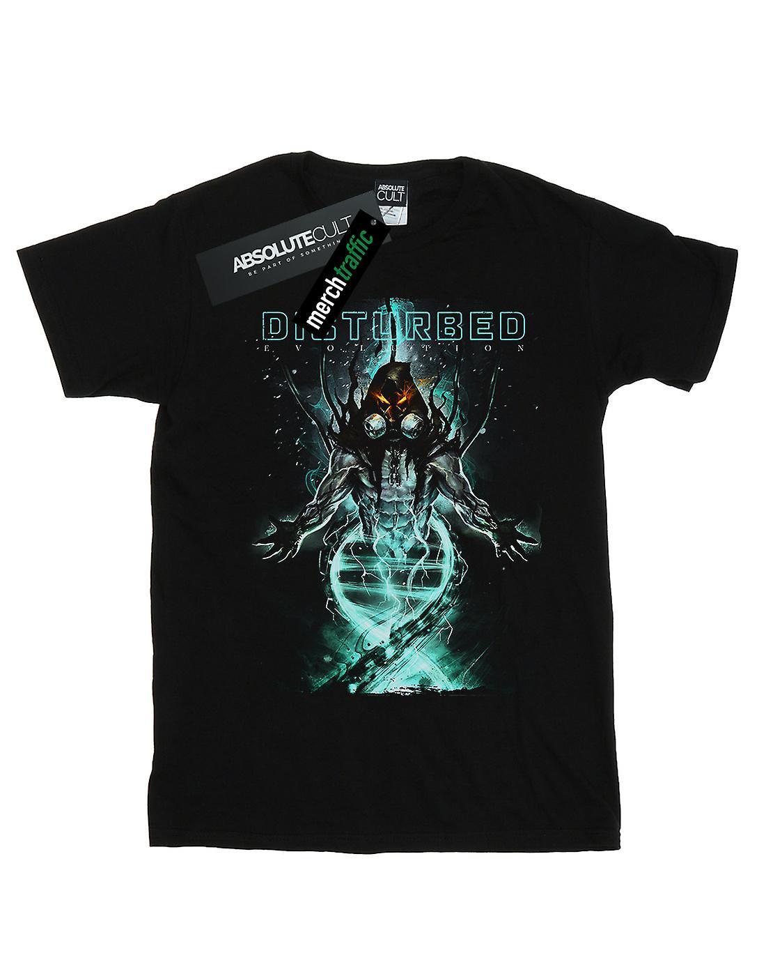 Disturbed Men's Evolving Creature T-Shirt