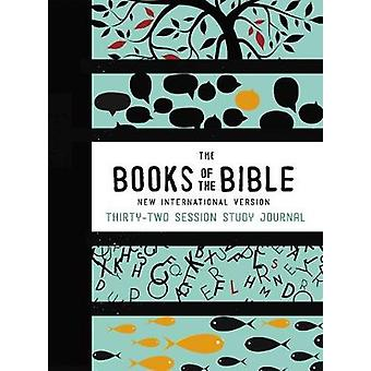 The Books of the Bible Study Journal by Zondervan - 9780310086055 Book