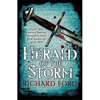 Herald af Storm af Richard Ford - 9780755394043 bog