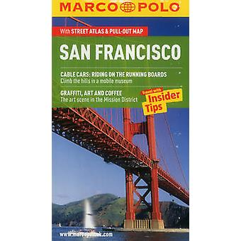 San Francisco Marco Polo Guide by Marco Polo - 9783829706872 Book