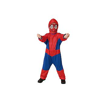 Spiders costume spider hero costume for children 2-3 years size 104 T2