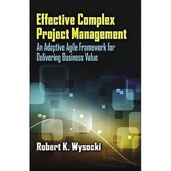 Effective Complex Project Management - An Adaptive Agile Framework for