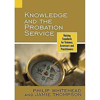 Kennis en Service van de proeftijd: verhogen van de normen voor stagiairs, beoordelaars en beoefenaars