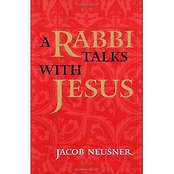 Rabbi puhuu Jeesuksen kanssa