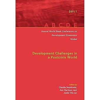 Annual World Bank Conference on Development Economics 2011 (mondial): les défis de développement dans un monde d'après-crise