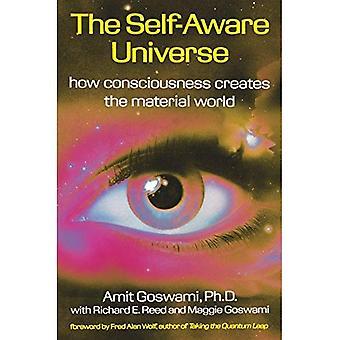 Self-Aware Universe: How Consciousness Creates the Material World