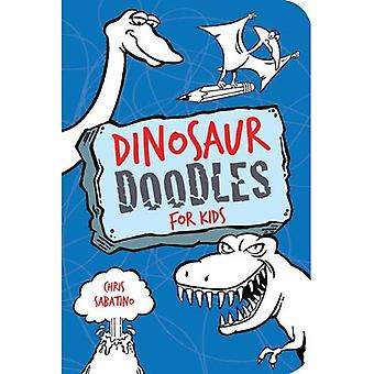 Dinosaurie Doodles
