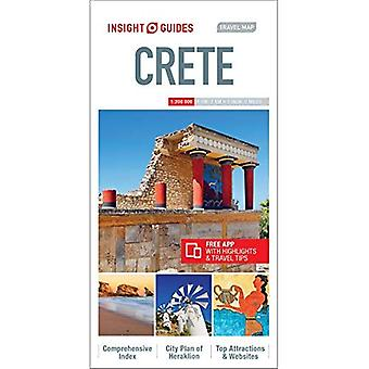 Insight Guides Travel Map Crete (Insight Travel Maps)