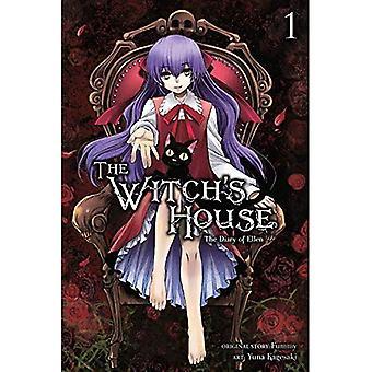 Das Hexenhaus: das Tagebuch der Ellen, Vol. 1 (Hexenhaus)