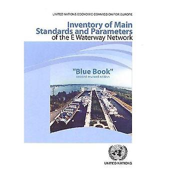 Inventering av nationella standarder och parametrar för det E vattenvägsnät