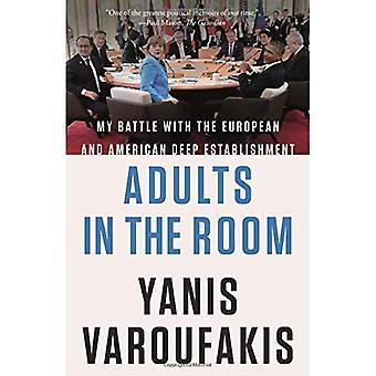 Volwassenen op de kamer: mijn gevecht met de oprichting van Europese en Amerikaanse diep