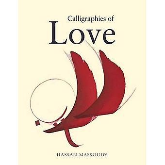 Kalligrafi av kärlek