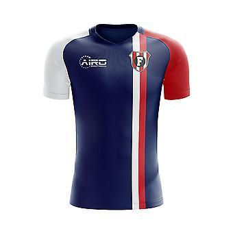 2020-2021フェイエノールトアウェイコンセプトフットボールシャツ