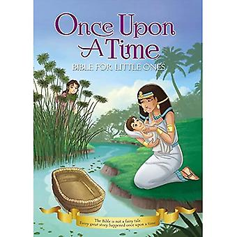 Once Upon a Time Bible for Little Ones [Board book]