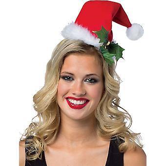 Weihnachtsmütze Stirnband