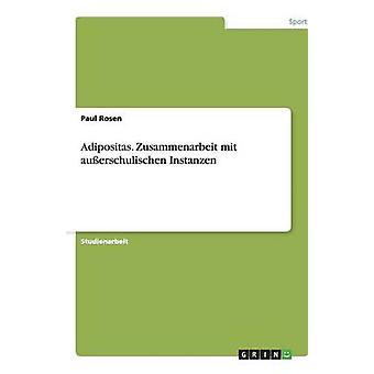 Adipositas. Zusammenarbeit mit auerschulischen Instanzen door Rosen & Paul
