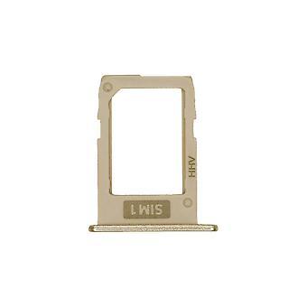 Echte Samsung Galaxy J5 - SM-J530 - Dual SIM & Geheugenkaart lade - Goud - GH64-06463C
