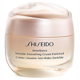 Shiseido Benefiance Wrinkle Smoothing Cream Enriched 1.7oz / 50ml