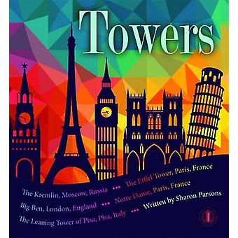 Towers by Sharon Parsons - 9781776501441 Book