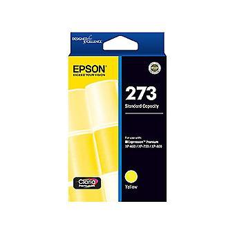 Epson inkt cartridge 273 geel