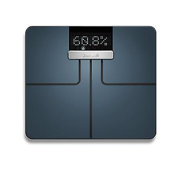 Garmin Index Smart Biometric Weighing Scale Black