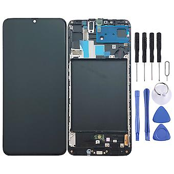 Samsung Display LCD Complete Unit for Galaxy A70 A705F GH82-19747A Black