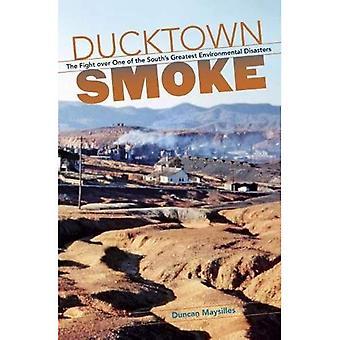 Fumaça de Ducktown: a luta sobre um dos maiores desastres ambientais do Sul