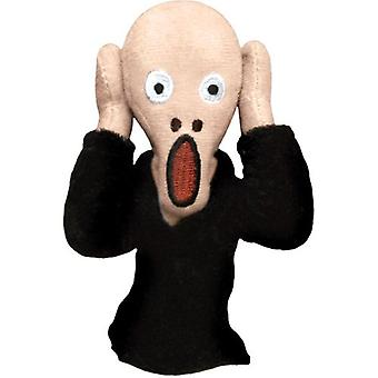 Finger Puppet - UPG - Scream Soft Doll Toys Gifts Licensed New 0646