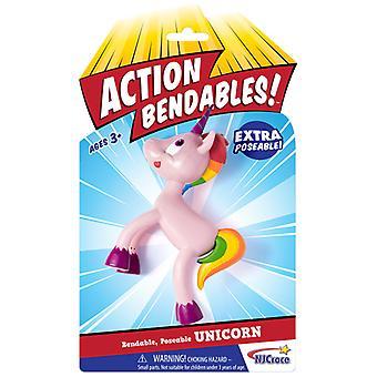 Action Figures - Unicorn - Bendable 4