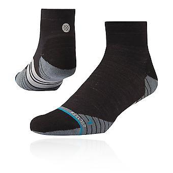 Stance Uncommon Solids Wool Quarter Socks
