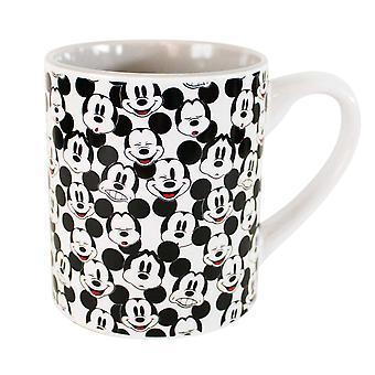 Mikke Mus ansikter Kaffekrus