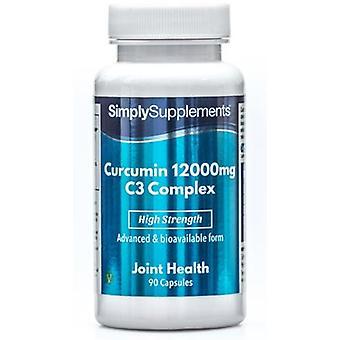 Curcumin-12000mg-c3-Komplex
