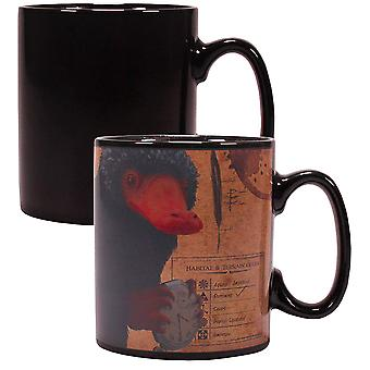 Fantastic Beasts Find Them Niffler Heat Changing Mug