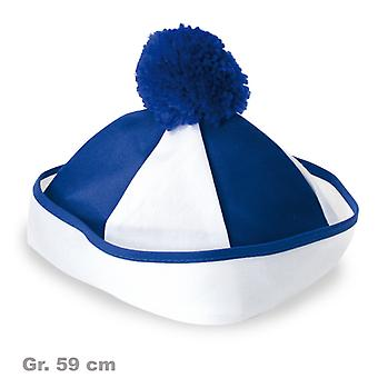 Sailor Sailor Light Sailor hat kék/fehér Bobble kalap
