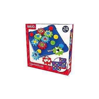 Brio 30188 Brio Cogwheel Puzzle