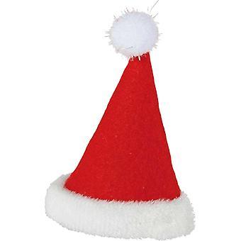 Tomte Luva Mini | Chapéu encantador pequeno de Santa