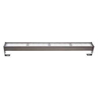 LED wandconstructie Light Highbay Normae 172W 5000K 1219x126mm donker grijs aluminium