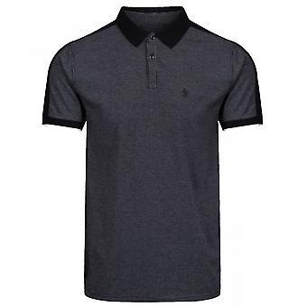 Luke 1977 Toker Black Polo Shirt