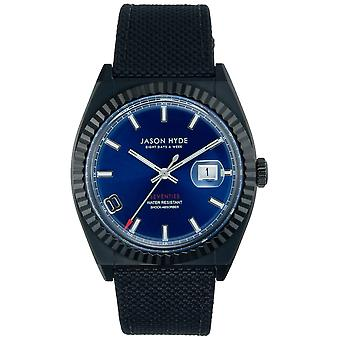 Jason hyde i have a date watch for Quartz Analog Man with Clothing Bracelet JH30008