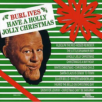 Burl Ives - Have a Holly Jolly Christmas [CD] USA import