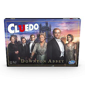 Hasbro spel Cluedo Downton Abbey Edition brädspel